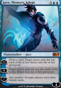 Jace, Memory Adept 3UU