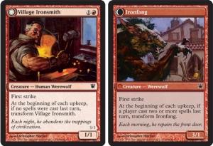 Village Ironsmith / Ironfang