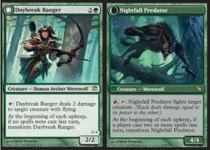 Daybreak Ranger // Nightfall Predator