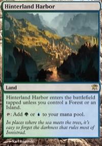 Hinterland Harbor
