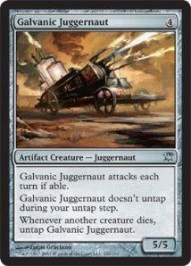 Galvanic Juggernaut