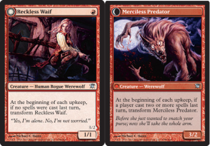 Reckless Waif / Merciless Predator