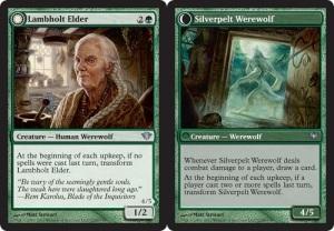 Lambholt Elder-Silverpelt Werewolf