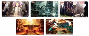 Gatecrash Playmats