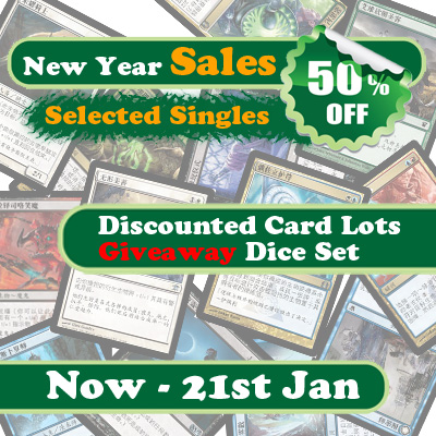New Year Specials