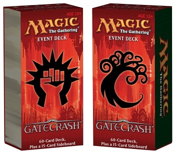 GTC EVENT DECKS